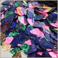 Wholesale New Fashion Cheap And Thickness Guitar Pick Guitar High Quality Wear resistant Guitar Picks