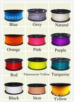Wholesale mm D PLA Printer filament ABS Filament for first and second generation D printing pen