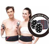 abdominal gel - Replacement Gel Pads For Abs System Abdominal Muscle Toner Flex Belt Pads ABS Flex Belt Pad
