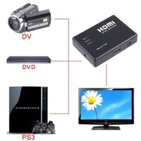 HDMI Switch Splitter 1.3 HDMI 2015 Hot Sale Limited No 1.3 Sata Usb 1080p Video 3 Port Hdmi Switch In 1 Out Switcher 3x1 Splitter for Hdtv Ps3 Dvd with Ir Remote