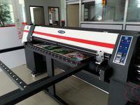 flatbed printer - 1 m Multifunction Hybrid UV flatbed Printer Roll to Roll Printer for Rigid and Flexible Material