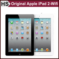 Wholesale Grade A Apple iPad GB GB GB WIFI inch IOS A5 Warranty Included Black And White Tablet DHL Shipping