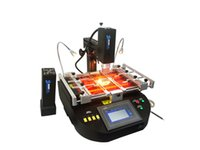 bauer air - New Arrival BAUER OMEGA XD Hot Air and Infrared In BGA Rework Station ELSTEIN Heating Plate And German Glass