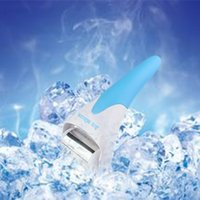 Wholesale 2015 best selller Korea Face and Body Massager Skin Cooling Ice Roller Derma Roller