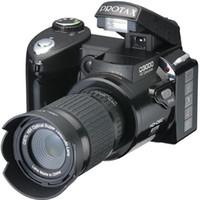 cameras - 2015 Camaras Digitales Camara Appareil Photo Hot Sale Popular Fashion D3000 mp Hd Dslr Camera W x Telephoto Wide Angle Lens Cheap