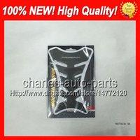 aprilia sticker - Carbon Fiber Tank sticker stickers For Aprilia RSV1000R RSV1000 R RSV R A129 Tank Pad Protector