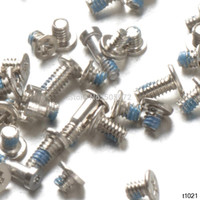 Wholesale For Apple iPhone quot Brand New Full Screws Set With Botton Screw Replacement Dropshipping D1498 W0