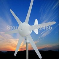 Wholesale 2015 New Small Wind Turbine v mini Wind Turbine for house M W without tower