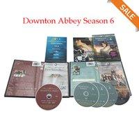 Wholesale Classic Downton Abbey S6 Disc Set US Version fashion
