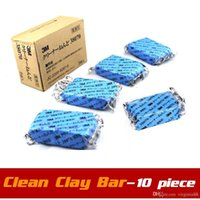 Wholesale New M g Car Truck Magic Clean Clay Bar Carwashes Auto Detail Cleaner Clay Bar Wash Sludge