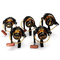 Wholesale NEW Hot selling BB Bearing Ball Spinning Sea Beach Fishing Lure Bait Reels Line Roller tackle tools