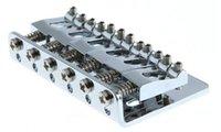 Wholesale New Arrive Guitar Parts mm Chrome Strings Saddle Hardtail Bridge Top Load Guitar Accessories