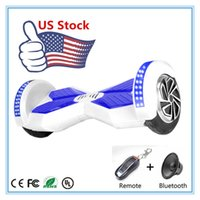 bicycles usa - Scooter Stock in USA Unicycle Smart Balance Wheel inch Self Balancing Electric Scooter Two Wheels Bicycle mAh Battery Smart Scooter