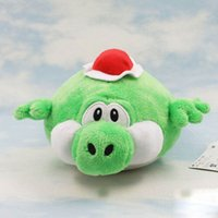 baby brother doll - Super Mario Bros Brothers Plush Toys Doll quot Cartoon Pillow Flying Yoshi Stuffed Animals Toy Christmas Gift For Baby SM0160