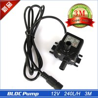 Wholesale by Express Way BLDC PUMP New model DC30A LPH M W buying by will save your money