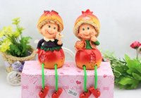 baby art work - resin handicraft Household act the role ofing is tasted Pomegranate baby outseam do manual work is delicate15071004
