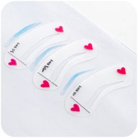artifacts for sale - Stencil for eyebrows fashion eyebrow stencil hot sale miaomei auxiliary artifact eyebrow stencils