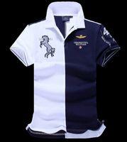 aeronautica militare polo shirt - 2016 High quality Polo Shirt polo homme Aeronautica Militare Short sleeve man Brands polo ralphmen sport shirt large size