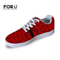 batman shoes for women - Fashion Comics Casual Eraing Shoes For Women And Men Cartoon Avengers Hero Skate Shoes Spiderman Superman Iron Man Batman