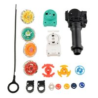 Wholesale Hot New Rare Spinning Top Rapidity Fight Masters Launcher Beyblade Set Toys For Kids Children Gifts