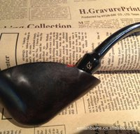Cheap Authors wholesale import more Matakichi Ebony   briar pipes personality style consult in or out of stock