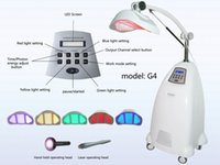 Wholesale Portable PDT Photon Dynamic Therapy Skin Care LED Light Therapy Beauty Equipment Cool Beam Led System Macula and spots removal skin beauty