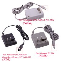 3ds xl - AC Home Travel Wall Charger Adapter For Nintendo NDS GameBoy Game Boy Advance GBA SP NDSL NDSI XL NDSLL SP DS DSI