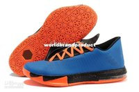 Cheap Basketball shoes 25 - 31 Colours Free Shipping KD VI 6 Men's Basketball Sport Footwear Sneaker Trainers Shoes