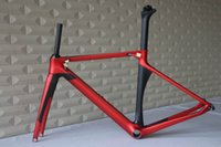 Wholesale OEM prodeucts TT X1 aero road bike frame new design carbon racing bike frame with aero racing bike frame in best quality
