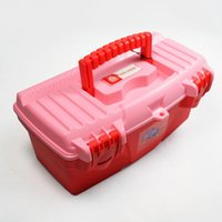 Wholesale New arrival plastic storage box collection box containing box children toy container box