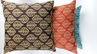 Wholesale Leaves chenille throw pillow cushion covers x17in cushion for sale decorative pillow pc drop shipping