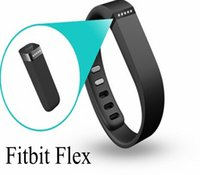 Wholesale 100 Quality Fitbit Flex Wristband Wireless Activity Sleep Bracelet Distance Monitor Tracker Wrist Band for Iphone Ios Miui Android