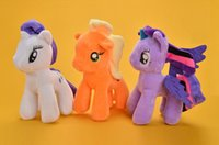 baby toys store - Doll plush kawaii horse toys for girls birthday gift baby toy store