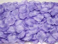 Wholesale Beautiful Flower Petals Decorative Artificial Silk Flower Garland For Wedding Favors And Gifts Silk Rose Flower Petals New Arrival