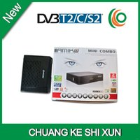 for china products - 2015 Latest china top ten selling products amiko set top box combo receiver dvb S2 T2 C for hot sale in UK and Italy