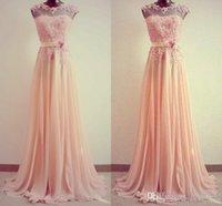 Cheap A Line Bridesmaid Dress Best Chiffon Bridesmaid Dress