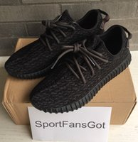 box light - New yeezy Boost Moonrock Pirate Black Beige Turtle Grey White Casual Tan Shoes Men s Women s yeezy kanye west boost With Box Receipt