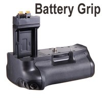 Wholesale Vertical Battery Grip Holder for Canon EOS D D Rebel T3i T2i New Arrival Hot Sale Camera Battery Holder