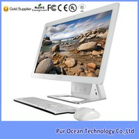 Wholesale Shenzhen all in one desktop pc inch GB RAM GB SSD intel core i3 U bit dual core