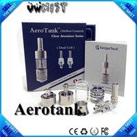 Cheap Replaceable Aerotank Best 1.5ml,2.5ml,3.8ml pyrex glass and stainless steel Kanger Aero tank