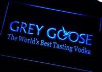 Wholesale jb Grey Goose Vodka LED Neon Light Sign