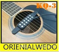 AcousticClassical Guitarra Recoger el Cable del Altavoz del Amplificador Pastillas 2014new envío gratuito