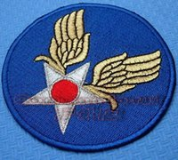 avg tools - WWII US Army Air Force in World War II badge armband can be equipped with the Flying Tigers AVG metal wire embroidery
