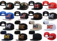 Wholesale The new baseball hat along Pyeongchang Ms TMT retro couple leisure male hip hop hat