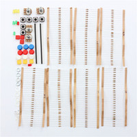 arduino button switch - Best Price High Quality Electronic Parts Pack KIT For ARDUINO component Resistors Switch Button HM