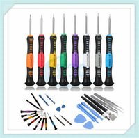 Wholesale DHL Best Selling In REPAIR TOOL SET For iPhone For Samsung