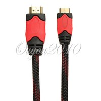 Wholesale New Arrival ft m HDMI To Mini HDMI Type C Male high Quality Camera Game Console Cable For HDTV DV p