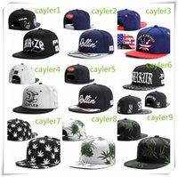 Wholesale New Arrival cayler and sons letter snapback hats Dodgers LA snapback bone snap back gorras men hip hop baseball cap hats era life
