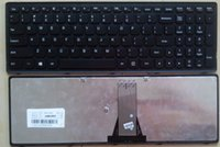 Wholesale New laptop keyboard for Lenovo G500S G505S keyboard US Layout black