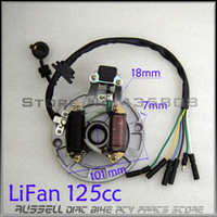 air cooled engine - LiFan cc Magneto Stator for Most of cc kick start engine dirt pit bike ATV Quad parts